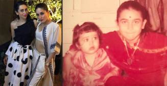 Bebo Looked Like An Adorable Goof Ball In This Throwback Pic With Sister Lolo