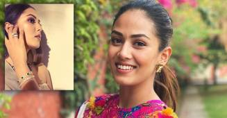 Mira Rajput Turns Up The Heat On Insta With A Dazzling Pic; Fans Call Her Pretty