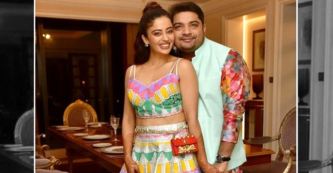 Nehha Pendse & Hubby Shardul Postpone Their Honeymoon To Japan Due To Her Work Commitments