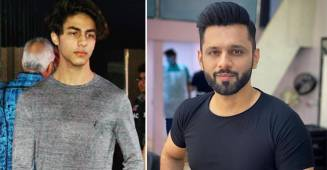 Rahul Vaidya Praises Aryan; Says 'Congrats To Khan Saab & Gauri Ji For Raising Him Up So Well'