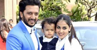 Genelia Once Teased Sons About Dad Riteish's 'New GF' & They Got Upset