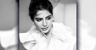 Samantha Reminds Her Fans About Self-Love Along With A Captivating Monochrome Pic