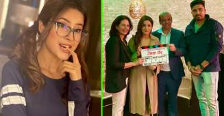 Shehnaaz Gill Starts Filming Her Maiden Movie 'Honsla Rakh' In Vancouver