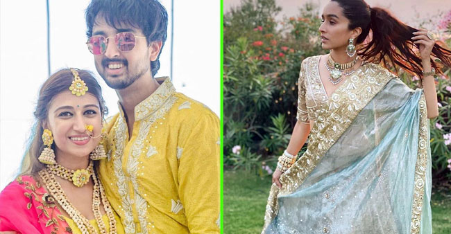 Enjoy Unseen, Candid Moments From Shraddha's Cousin Priyaank's Grand, Star-Studded Marriage