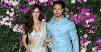 Tiger Starts His Pre-Birthday Bash With Disha, Ayesha & Krishna; See Pics