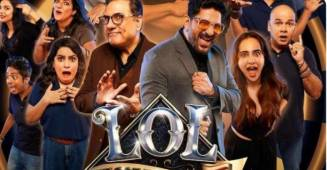 Comedians Sunil Grover and Suresh Menon shares humorous peek prior to the launch of the trailer for LOL – Hasse Toh Phasse