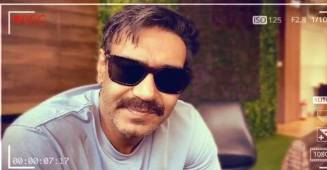 Ajay Devgn builds up anticipation among fans with a countdown post
