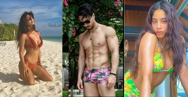 Top 5 sizzling photos of Bollywood celebs from their Maldives vacay