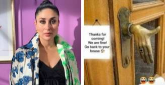 Kareena Kapoor's hilarious request for netizens to 'Stay at Home' will leave you chucklesome