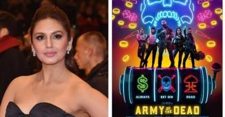 "Huma Qureshi all set for her Hollywood Debut with ""Army Of The Dead"" release"