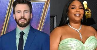 "Lizzo's ""flirty"" drunk DM to Chris Evans leaves the fans star-struck"