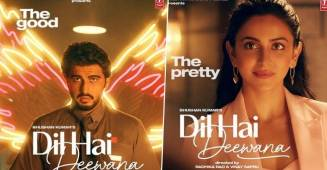 "Arjun Kapoor and Rakul Preet's ""Dil Hai Deewana"" song out now!!! Get your headphones ready"