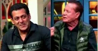Salim Khan explains the reason why Salman Khan used to get beaten-up the most among his siblings