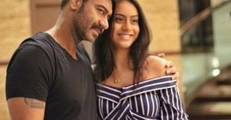 Ajay Devgn shares an adorable picture with daughter Nysa, wishing 'Happy Birthday' with a heartfelt post