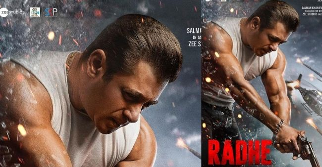 "Salman Khan's ""Radhe: Your Most Wanted Bhai"" to be released simultaneously on theatres and OTT"