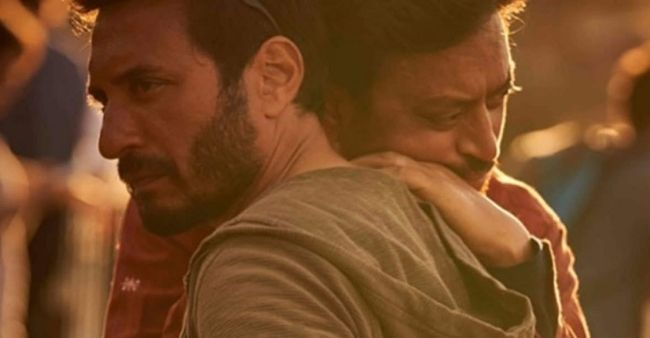 """Homi Adajania recalls a conversation with Irrfan says actor never was hungry for """"fame"""""""