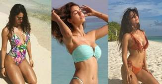 5 times when sizzling hot Disha Patani slayed with her bikini pictures