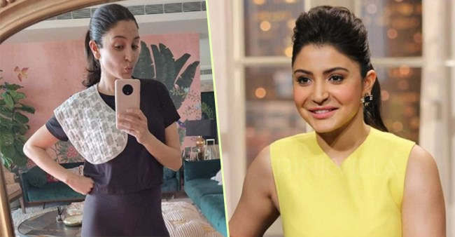 Anushka On Accepting Her Lip Job Done: 'People Called Me Brave For Coming Out'