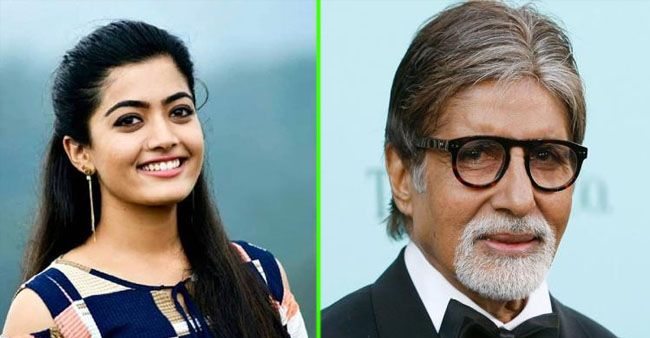 Rashmika On Bagging 'Goodbye' With Big B: 'It Sounded Too Good To Be True But I Thought It's A Prank'