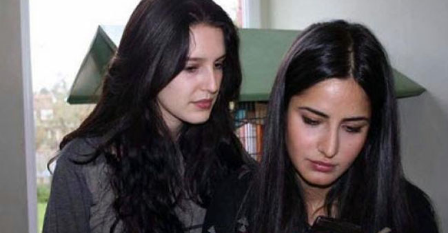 Isabelle Kaif Calls Sissy Katrina As Her Mentor, Says 'I've Admired Her From The Beginning'