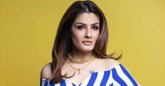 Raveena To Share Screen With Akshaye Khanna For The First Time In A Web Series 'Legacy'
