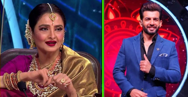 Rekha's Reply To Jay Bhanushali's Question On Falling For A Married Man Amazes Everyone
