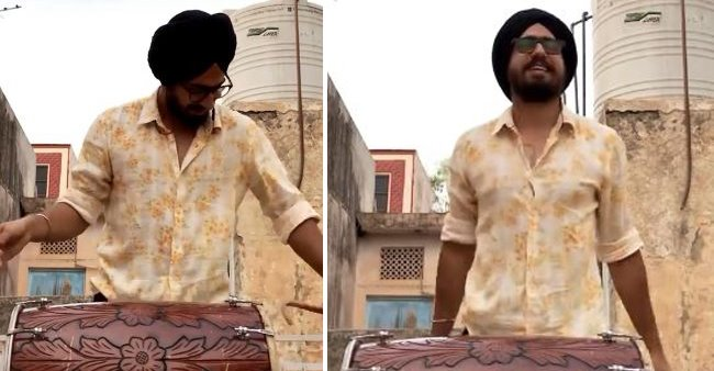 Dhol Version Of Hit Song 'Gur Naal Ishq Mitha' Takes People Down Memory Lane To 90s