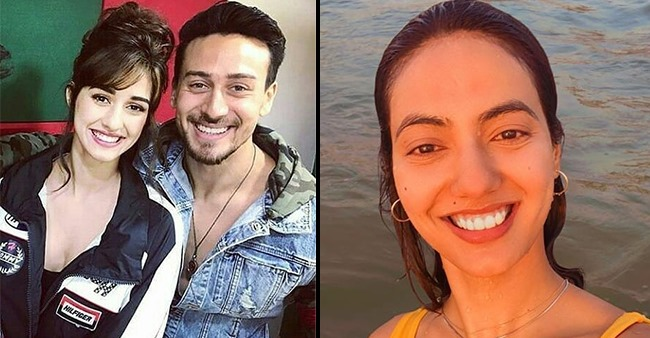 Disha Patani's Sister Khushboo Patani's Strong Workout Video Impresses Tiger Shroff & His Sissy Krishna