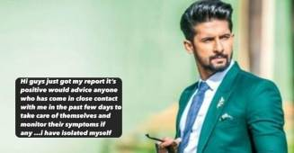 """Stay safe, stay positive, God bless us all,"" says Ravi Dubey after testing positive for COVID-19"