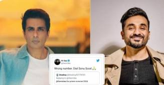 Vir Das endorses Sonu Sood as a deserving Prime Minister, netizens agrees