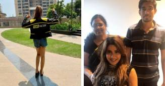 "Nikki Tamboli prepares for 'Khatron Ke Khiladi 11', says ""The Show Must Go On,"" after losing brother to COVID-19"