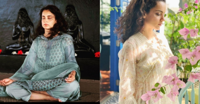 """Kangana Ranaut tests positive for COVID-19, says """"I have no idea this virus is having a party in my body"""""""