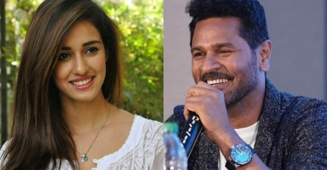 """""""The youth is crazy about Disha"""" says Prabhudeva after release of 'Radhe: Your Most Wanted Bhai'"""