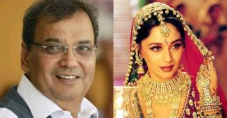 "Director Subhash Ghai: ""Madhuri is a real actor of commitment,"" on work experience with Madhuri Dixit"
