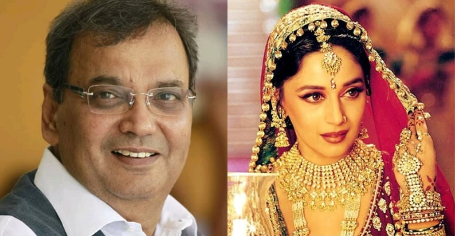 """Director Subhash Ghai: """"Madhuri is a real actor of commitment,"""" on work experience with Madhuri Dixit"""