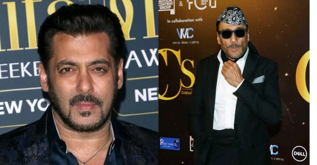"""""""Salman handled my clothes and boots when I was shooting for Falak:"""" Jackie Shroff"""