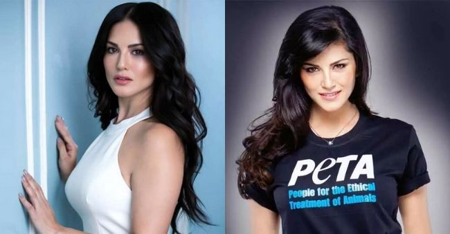 Sunny Leone and PETA India collaborates with Uday Foundation to feed 10,000 Delhi migrant workers