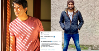 Sonu Sood helps Indian spinner Harbhajan Singh for arranging Remdesivir injection for a patient in Karnataka