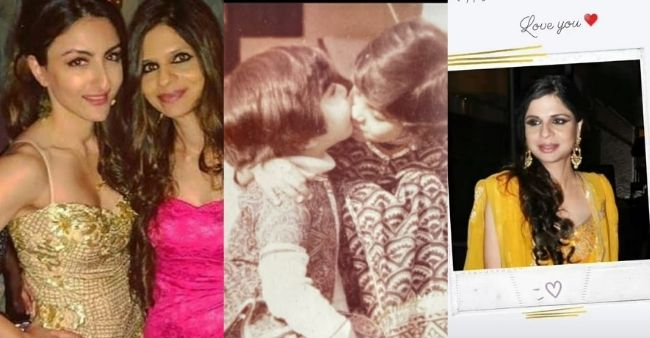 Saba Ali Khan turns 45, Soha Ali Khan and Kareena Kapoor Khan showers their love through social media posts