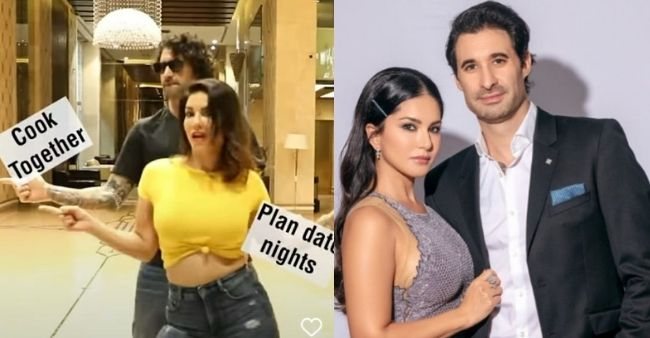"""Sunny Leone shares her secret of """"keep the spark alive"""" in a relationship, even after a decade"""