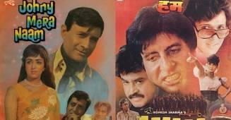 Movies with superstars playing as brothers on screen