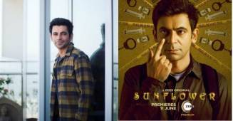 Sunil Grover reveals his first look from next web series titled as 'Sunflower'