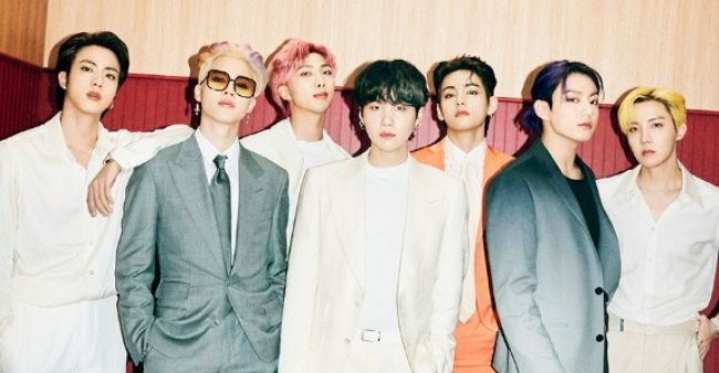 """BTS is all set to perform their chart-buster song """"BUTTER"""" in Billboard Music Awards 2021"""