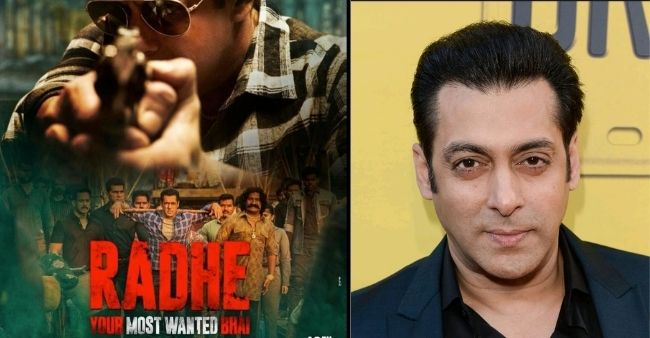 Salman Khan to have a Grand Premier of Radhe: Your Most Wanted Bhai in Dubai on May 12