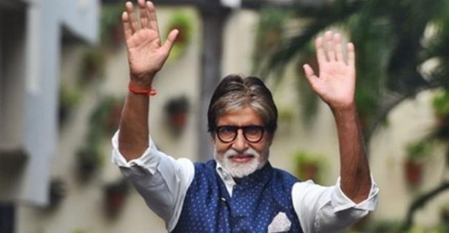 """Amitabh Bachchan shares a poem of his father giving """"HOPE"""" to people fighting against COVID-19"""