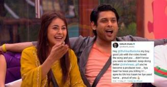 Sidharth Shukla appreciated his rumored girlfriend Shehnaaz Gill for her first video album as a producer