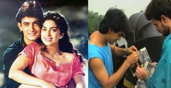 TBT to Aamir Khan's viral video of pasting posters on auto rickshaws