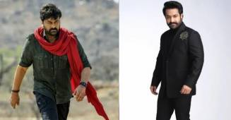 Chiranjeevi calls and enquires about Jr NTR's helath recovery