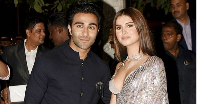 """""""We are in a very happy space right now"""" says Aadar Jain on his engagement plans with Tara Sutaria"""