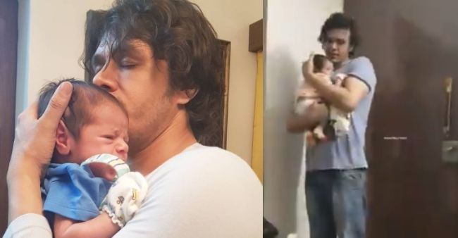 Patiala Babes fame Aniruddh Dave in ICU amid COVID-19, wife shares a soul-stirring note